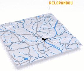 3d view of Pélopambou