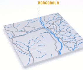 3d view of Mongobolo