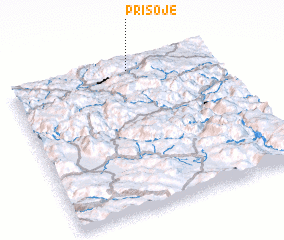 3d view of Prisoje