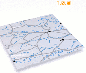 3d view of Tuzlani