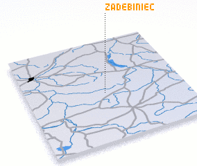 3d view of Zadębiniec