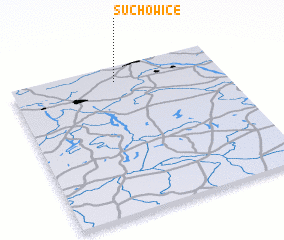 3d view of Suchowice
