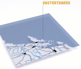 3d view of Västertvärnö