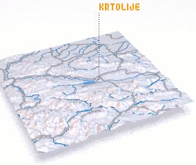 3d view of Krtolije