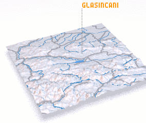 3d view of Glasinčani