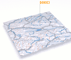 3d view of Ðokići