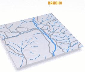 3d view of Mawoko