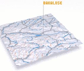 3d view of Bakaluše