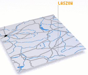 3d view of Łaszów