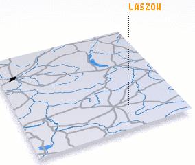 3d view of Łaszów