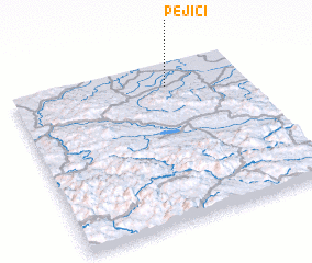 3d view of Pejići