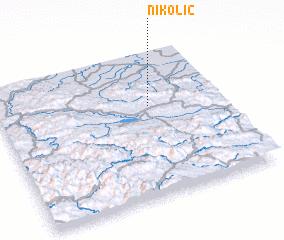 3d view of Nikolic