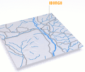 3d view of Ibongo