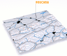 3d view of Pruchna