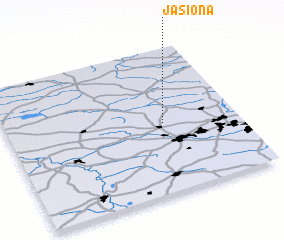3d view of Jasiona