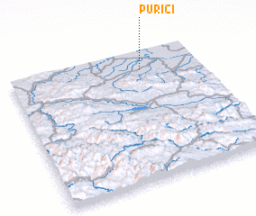 3d view of Purići