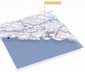 3d view of Popov Do