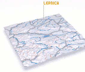 3d view of Lepnica
