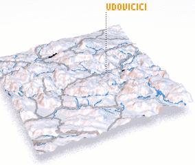 3d view of Udovičići
