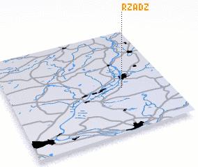 3d view of Rządz