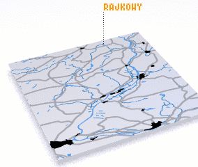 3d view of Rajkowy