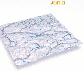3d view of Jevtići