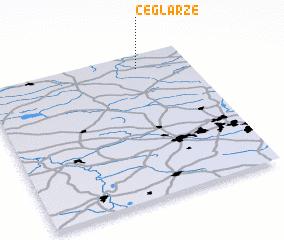 3d view of Ceglarze