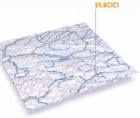 3d view of Vlačići