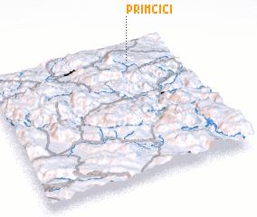 3d view of Primčići