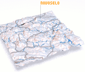 3d view of Novo Selo