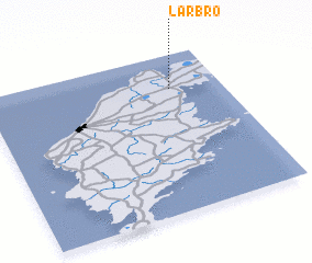 3d view of Lärbro