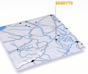 3d view of Aranytó