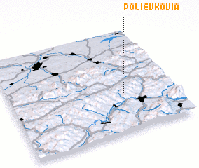 3d view of Polievkovia