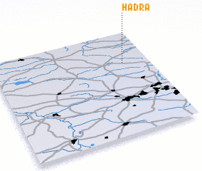 3d view of Hadra