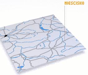 3d view of Mieścisko