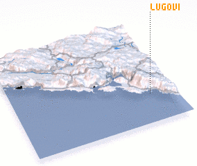 3d view of Lugovi