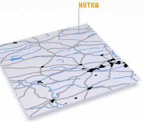 3d view of Hutka