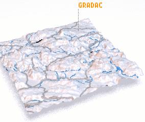 3d view of Gradac