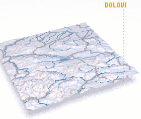 3d view of Dolovi
