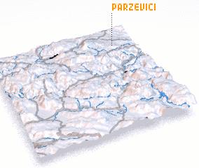 3d view of Parževići