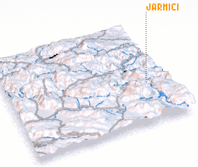 3d view of Jarmići