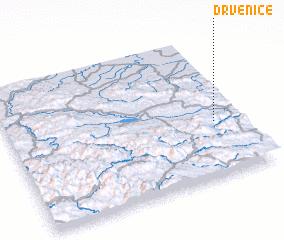 3d view of Drvenice
