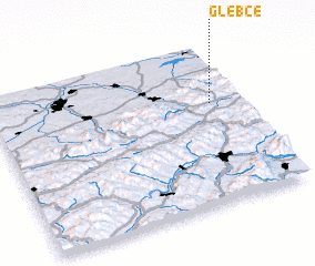 3d view of Głebce