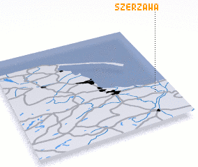 3d view of Szerzawa