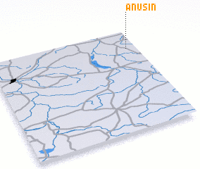 3d view of Anusin