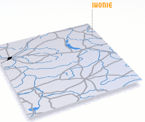 3d view of Iwonie