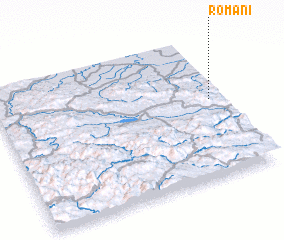 3d view of Romani