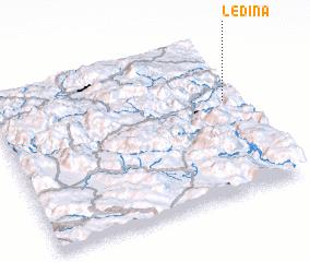 3d view of Ledina