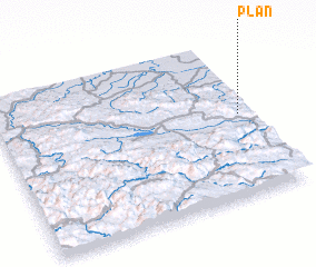 3d view of Plan