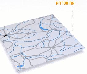3d view of Antonina